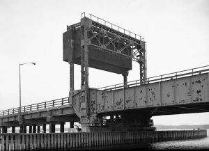 Scammell Bridge Dover, NH Photo: C. Freiberg