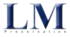 LM Preservation Mobile Logo