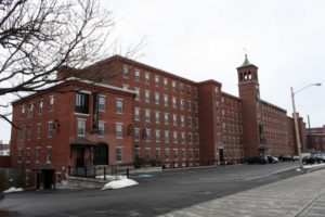 Amoskeag New Mills 1 & 2, MIll No. 6 - Manchester, NH
